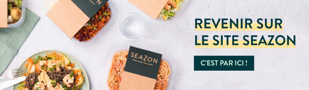Revenir sur le site Seazon